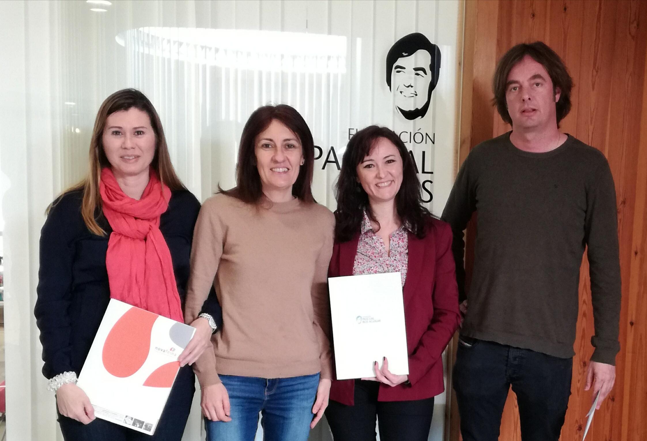 Donación Fundación Pasucal Ros