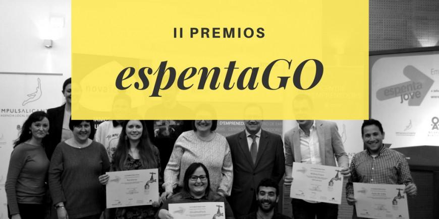 Ya tenemos finalistas a los premios espentaGO!