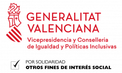 Logo IRPF color Castellano