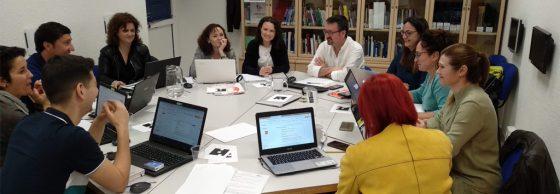Nova Feina firma convenio de colaboración con el Centro Europeo de Empresas e Innovación de Elche