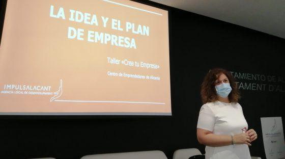Segunda edición del curso De la idea a la puesta en marcha