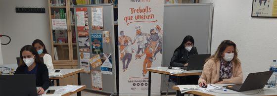 Aulas TEC: digitalizando la búsqueda de empleo