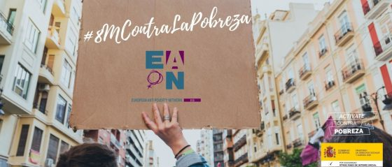 #8MContraLaPobreza Manifiesto EAPN